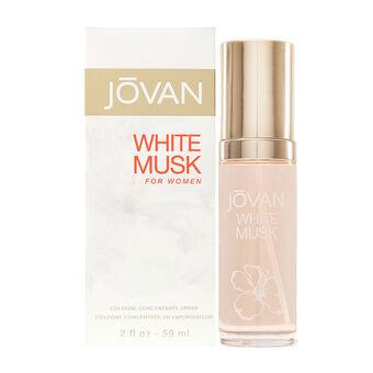 Coty Jovan White Musk Eau De Cologne Concetrate Spray 59ml, , large