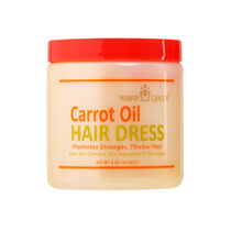 NUBIAN QUEEN Carrot Oil Hair Dress 237ml, , large