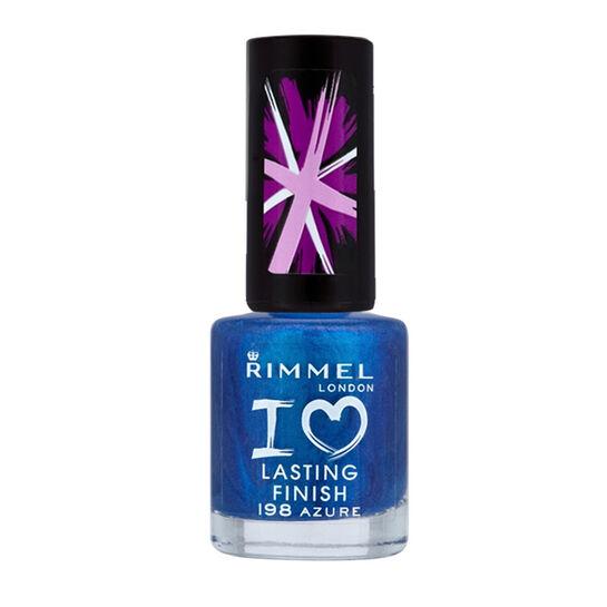 Rimmel London I Love Lasting Finish Nail Polish 8ml, , large
