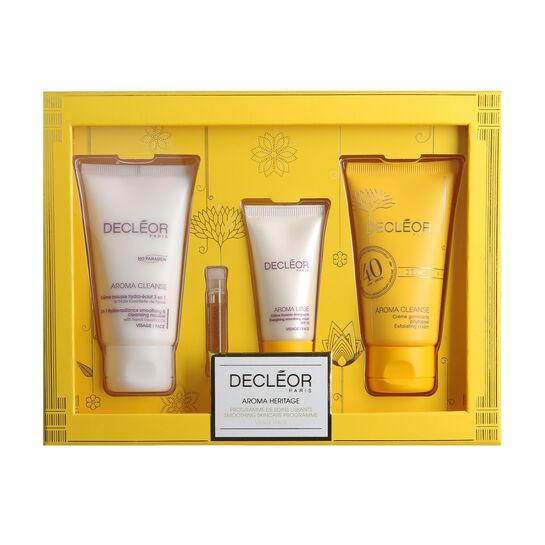 DECLÉOR Aroma Heritage Smoothing Skin Care Gift Set, , large