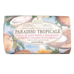 Nesti Dante Paradiso Tropicale Coconut and Frangipani Soap, , large