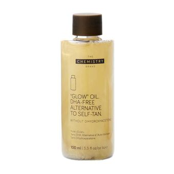 THE CHEMISTRY BRAND Glow Body Oil DHA Free 100ml, , large