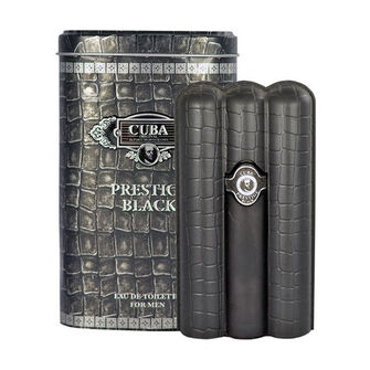 Cuba Prestige Black Eau de Toilette 90ml, 90ml, large