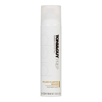 Toni & Guy Prep Volume plumping Mousse 222ml, , large