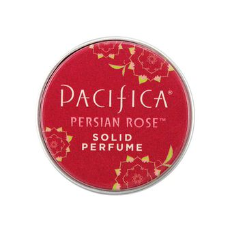 Pacifica Persian Rose Solid Perfume 10g, , large