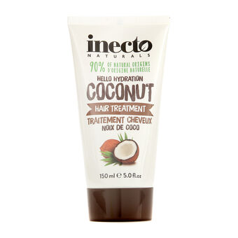 Inecto Naturals Coconut Hair Treatment 150ml, , large