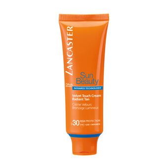 Lancaster Sun Beauty Velvet Touch Tan Cream SPF30 50ml, , large