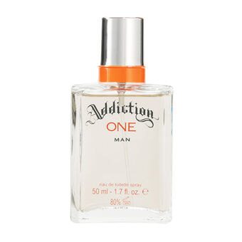 Addiction One Man Eau De Toilette Spray 50ml, , large