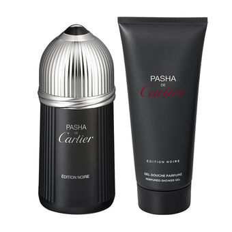 Cartier Pasha Edition Noire EDT Spray 100ml Gift Set, , large