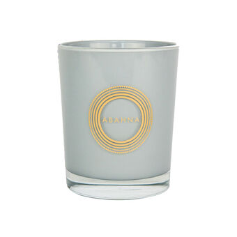 Abahna Rose Otto & Burnt Amber Boxed Candle 180g, , large