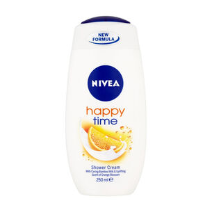 Nivea Happy Time Shower Cream 250ml, , large