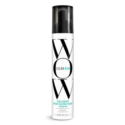 Color WOW Brass Banned Mousse for Dark Hair 200ml, , large