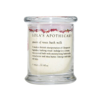 Lola's Apothecary Queen of Roses Bath Milk 300ml, , large