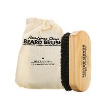 Men's Society Beard Brush, , large