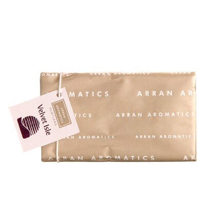 Arran Aromatics Velvet Isle Enriching Soap 100g, , large
