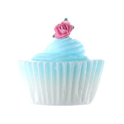 Rose & Co Patisserie de Bain Hyacinth Cupcake Soap 120g, , large