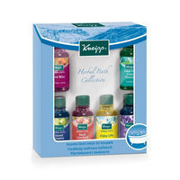 Kneipp Herbal Bath Oil Collection 6 x 20ml, , large