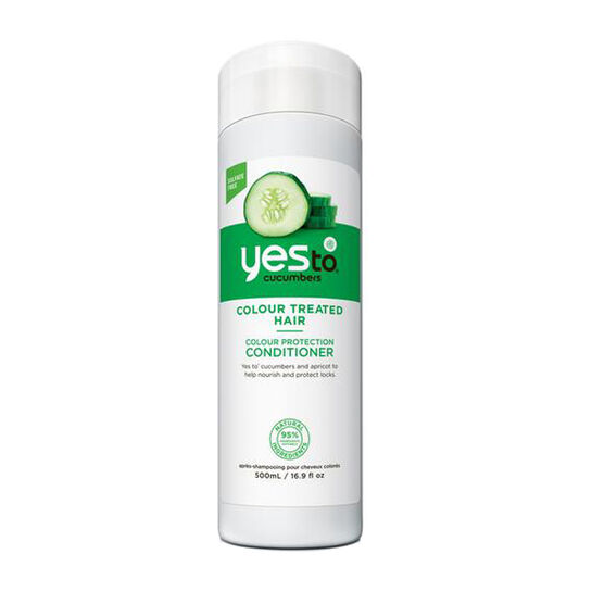Yes To Cucumber Colour Protection Conditioner 500ml, , large