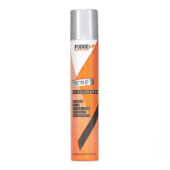 Fudge Skyscraper Hairspray Medium Hold 70g, , large