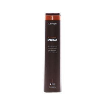 Kin Kinmen Shampoo Energy for Hair and Body 250ml, , large