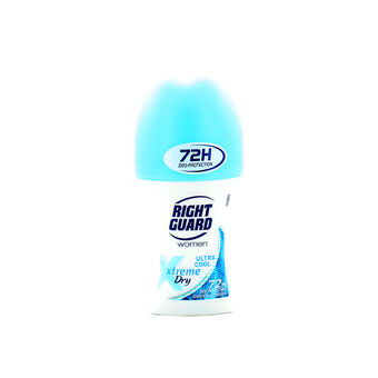 Right Guard Women Xtreme Cool Roll On 72h 50ml, , large