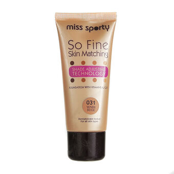 Miss Sporty So Fine Foundation 30ml, , large