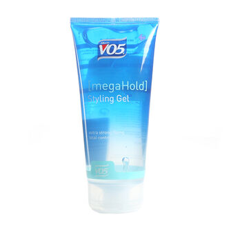 VO5 Mega Hold Styling Gel 200ml, , large