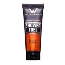 Wingman Shower Fuel Hair & Body Wash Black Pepper & Spice, , large