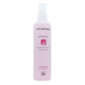 Kin Kinworks Setting Plis Normal Hair 200ml, , large