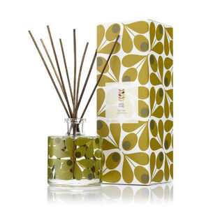 Orla Kiely Fig Tree Scented Diffuser with Free Gift 200ml, , large