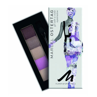 Manhattan Eyeshadow Palett By Marcel Ostertag, , large