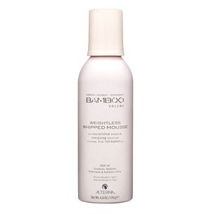 Alterna Bamboo Volume Weightless Whipped Mousse 150ml, , large