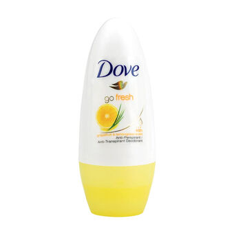 Dove Go Fresh Grapefruit Roll On Deodorant 50ml, , large