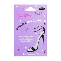 Healthpoint Dancing Feet Invisible Gel Cushions, , large