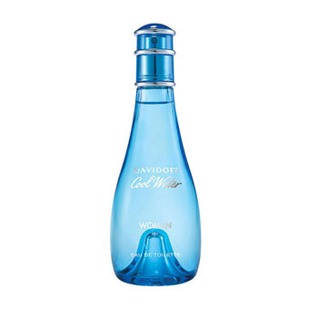 Davidoff Cool Water Woman Eau de Toilette Spray 50ml, , large