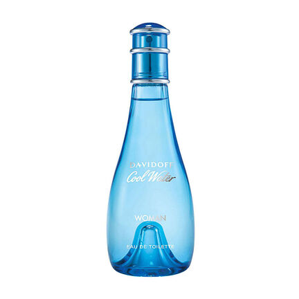 Davidoff Cool Water Woman Eau de Toilette Spray 50ml, , large
