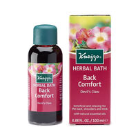 Kneipp Herbal Bath Back Comfort Devils Claw 100ml, , large