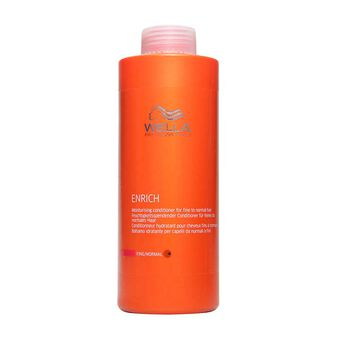 Wella Enrich Conditioner For FineTo Normal Hair 1000ml, , large