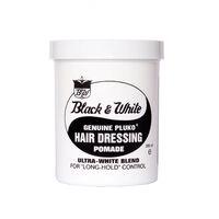Black & White Hair Dressing Pomade 200ml, , large