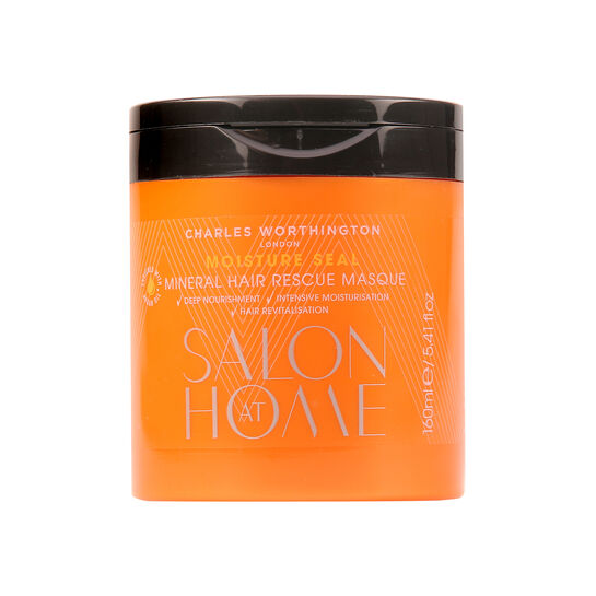 Charles Worthington Salon At Home Moisture Seal Masque 160ml, , large
