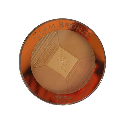 L'Oréal Glam Bronze Sunkissed Palett Powder 16g, , large