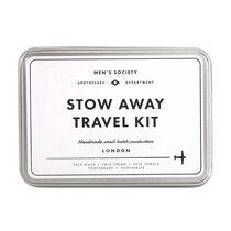 Men's Society Stow Away Travel Kit, , large