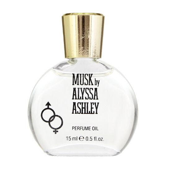 Alyssa Ashley Musk Perfume Oil 15ml, , large