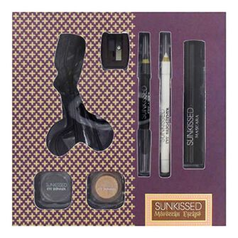 Sunkissed Moroccan Escape Defined Eyes Gift Set, , large