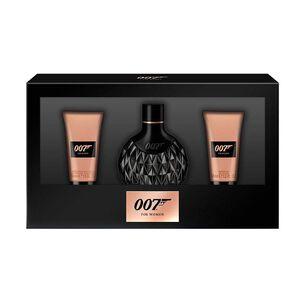 007 Fragrances 007 For Women Gift Set 50ml, , large