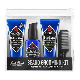 Jack Black Beard Grooming Kit, , large