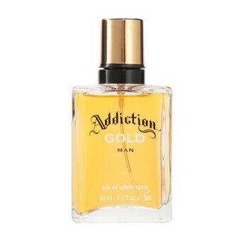 Addiction Gold Man Eau De Toilette Spray 50ml, , large