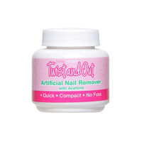 Pretty Perfect Twist & Out Artificial Nail Remover 50ml, , large