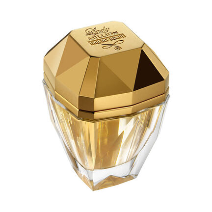 Paco Rabanne Lady Million Eau My Gold Eau de Toilette 80ml, 80ml, large