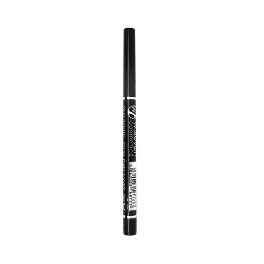 W7 Line To Five Waterproof Felt Tip Eye Liner Black 1.2ml, , large